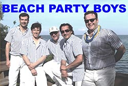 Beach Party Boys