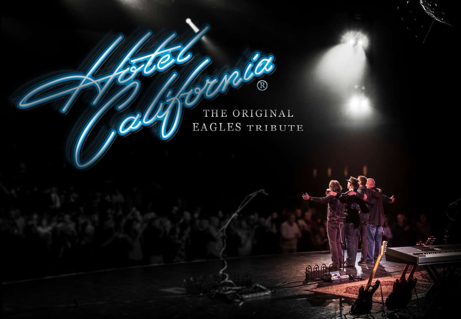 Hotel California - The Original Tribute to the Eagles