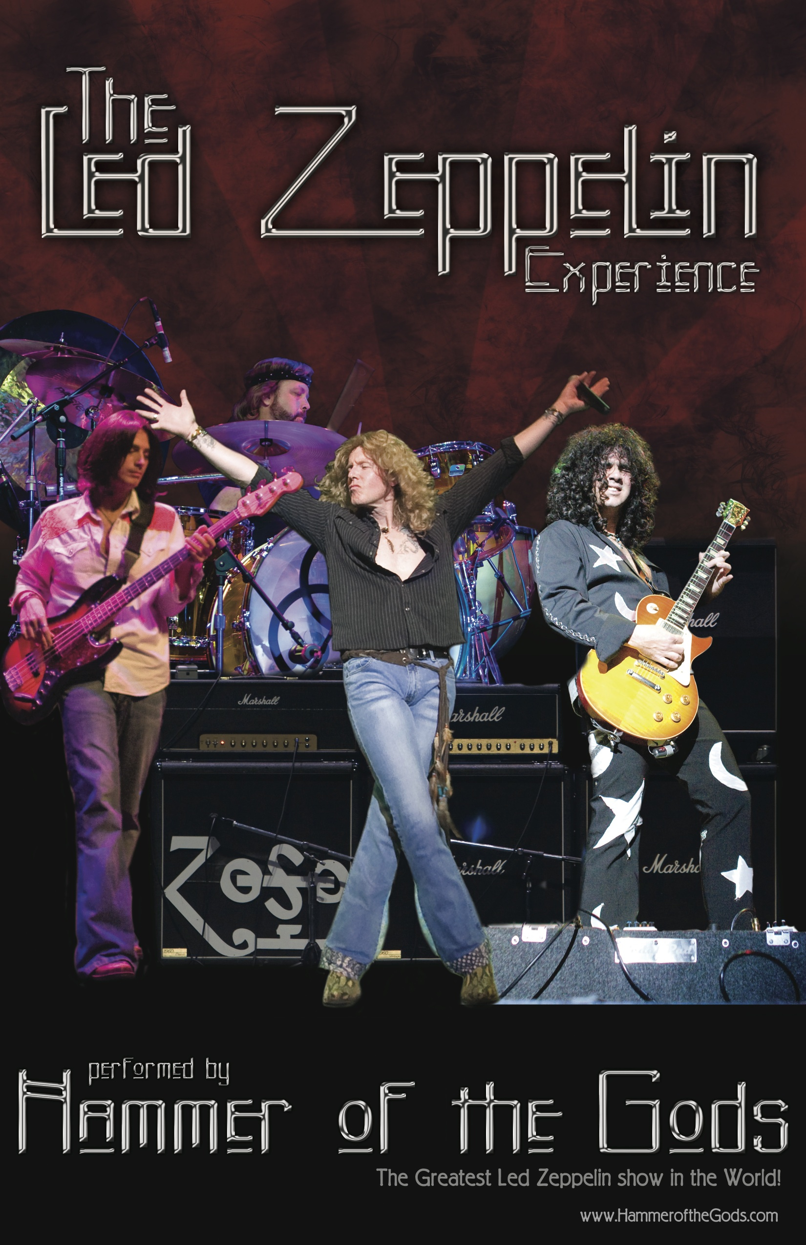 The Led Zeppelin Experience Hammer Of The Gods
