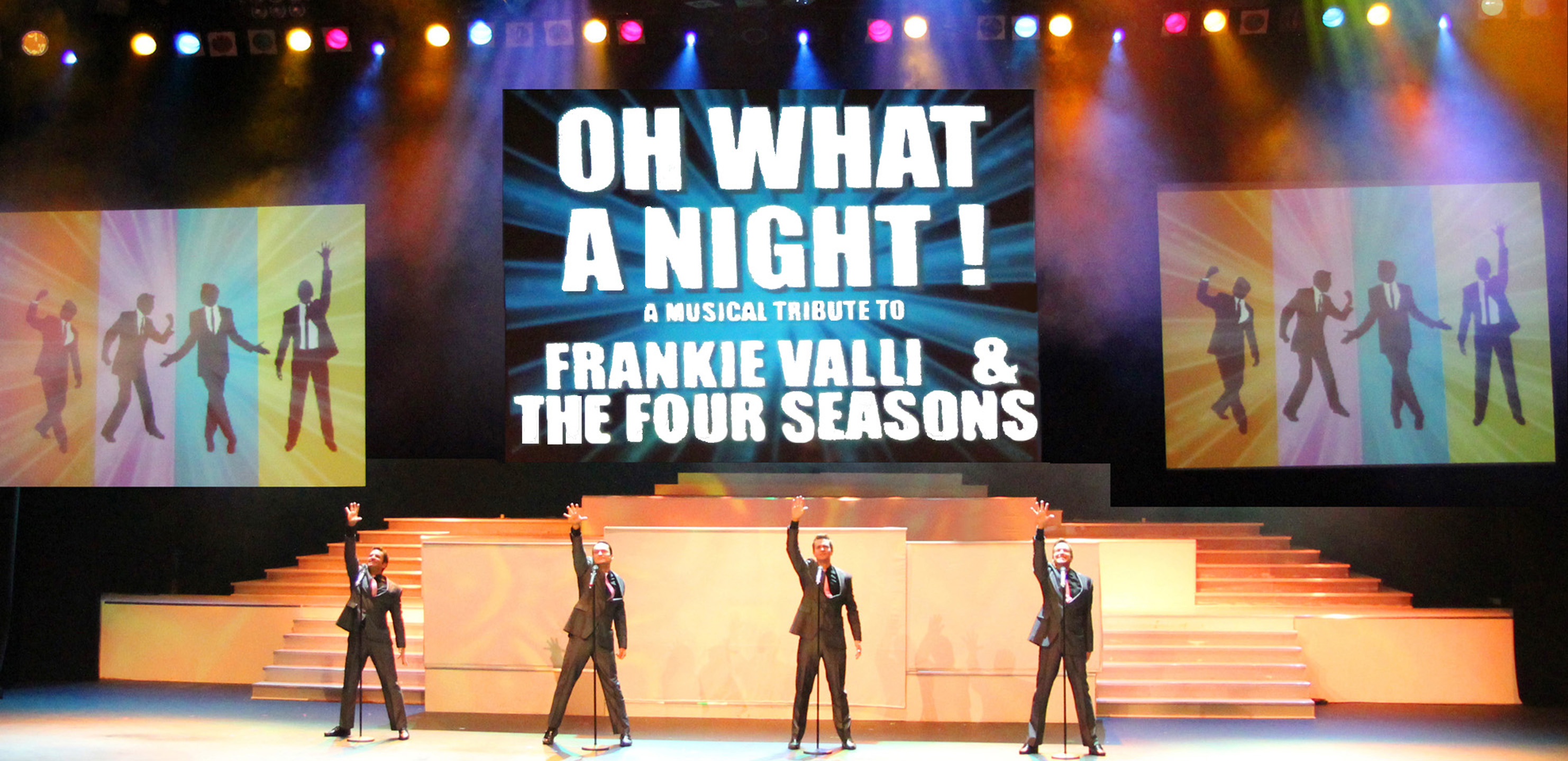 oh what a night 4 seasons videos