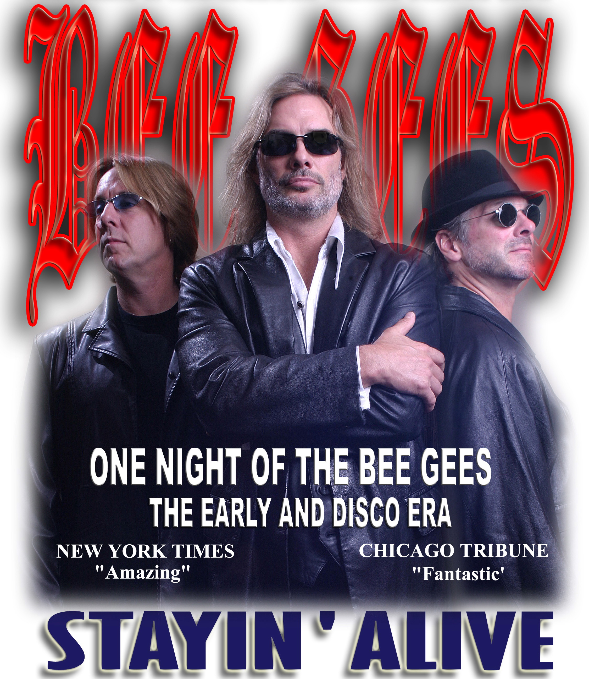 stayin alive Stayin' alive canada - the world's #1 tribute to the bee gees.